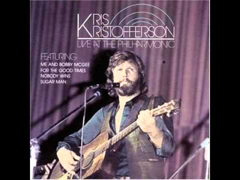 Kris Kristofferson - Sugar Man