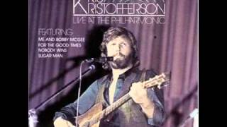 Watch Kris Kristofferson Sugar Man video