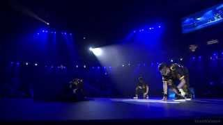 JUSTDANCE MOVEMENT! - Red Bull BC One 2013 World Final (Opening Ceremony)