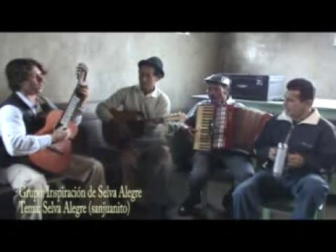 Grupo Inspiración de Selva Alegre - Selva Alegre (sanjuanito)