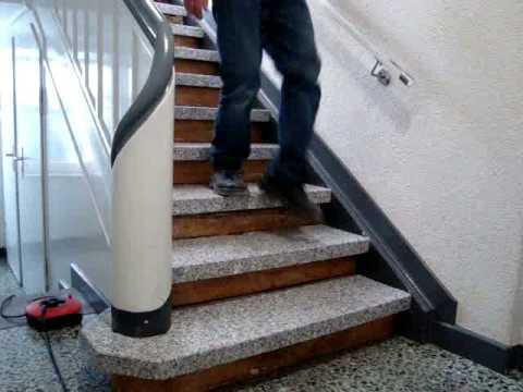 Renovierung treppe