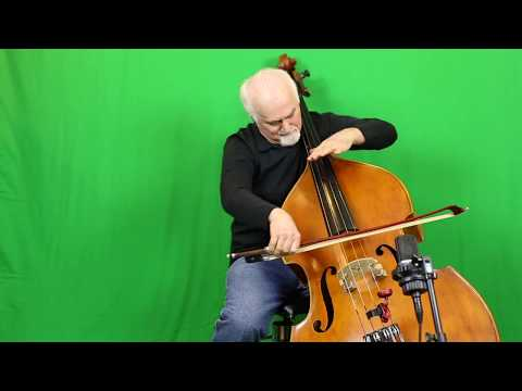 Adagio from Viola concerto in C minor by J.C. Bach (with speaking intro) Music starts at 7:07