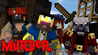 Minecraft! PIRATES LIFE! (Minecraft Minigame)