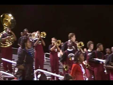 Westside High School Marching Band Dirty Diana