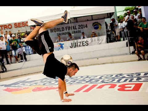 Freestyle Football Juggling World Finals - Red Bull Street Style 2014 video