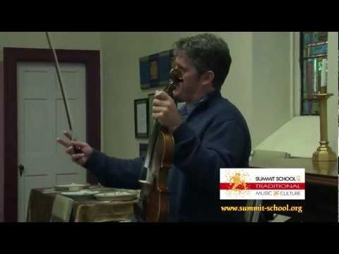 Dirk Powell: Old Time Fiddle Workshop