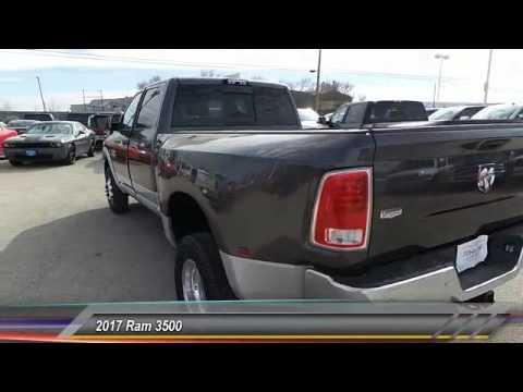 2017 Ram 3500 Odessa TX HG599851
