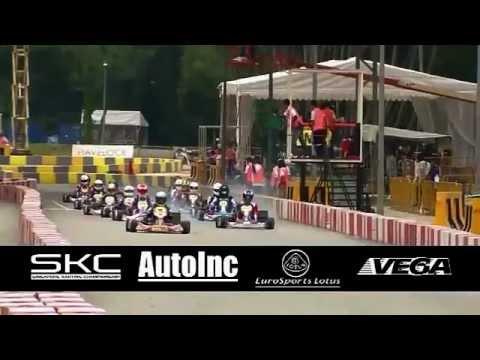 AUTOINC SKC 2012 - Master - Round 5 Finals - Singapore Karting Championship