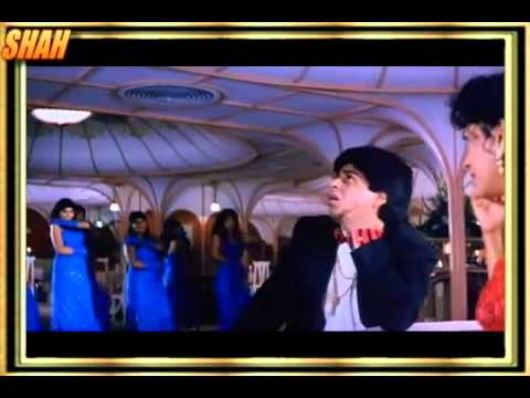 Din Dhal Gaya Hai ~ Shahrukh Khan & Juhi Chawla Video Mix ~...