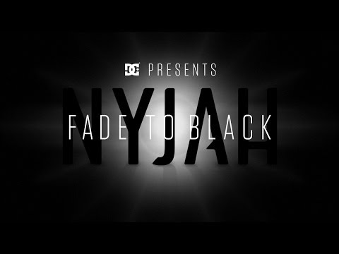DC SHOES: NYJAH FADE TO BLACK