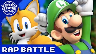 Luigi vs. Tails - Video Game Rap Battle