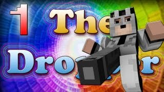 Minecraft Minigame - The Dropper! Ft. Remix10tails, and Burnalex - FaceCam!
