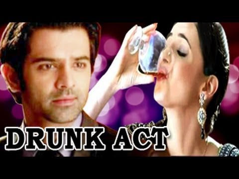 Khushi GETS DRUNK with Arnav in Iss Pyaar Ko Kya Naam Doon 28th August 2012