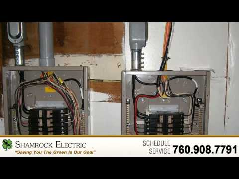 Shamrock Electric | Electrician Oceanside CA | (760) 908-7791