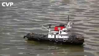 "CVP - Rc Tugboat ""Romaleos"" by Nikos"