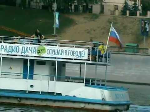 Москва-река корабли