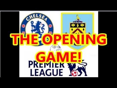 Burnley 1-3 Chelsea Barclay's Premier League LIVE reaction video