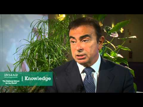 Carlos Ghosn, Chairman and CEO of the Renault-Nissan Alliance on investing in BRICs