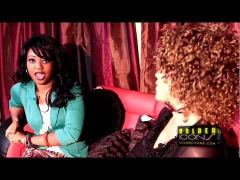 Nadia Buari's Interview - Part III - with Golden Icons