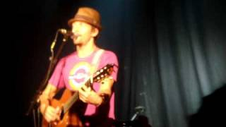 Jason Mraz - Make it mine, live Madrid 16/07/2009