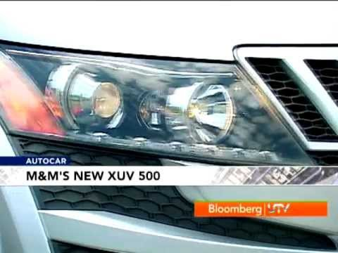 2011 Mahindra XUV 500   Comprehensive Review   Autocar India