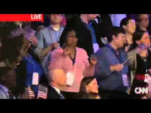 (10) Obama Elected President of US Election 2012 Mitt Romney Lost