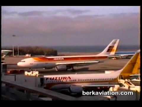 Gran Canaria - Gando Airport (LPA/GCLP) - 1991