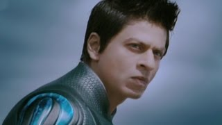 Shahrukh Khan loves to take on an action hero  RaO
