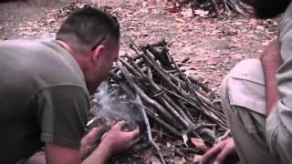 Firecraft- Tips for Teepee Fire Building