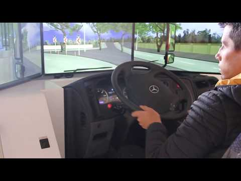 SimHeavy Truck Training Simulator