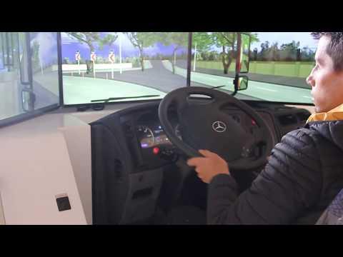 SimHeavy Kamyon Sürüş Eğitim Simülatörü