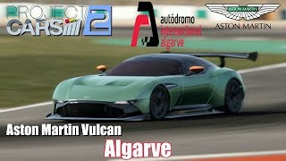 Project CARS 2 Career Invitational Events - Supercar 4/12 : Vulcan Velocity Challenge