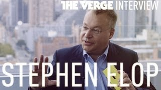 Nokia CEO Stephen Elop discusses new phones and accessories