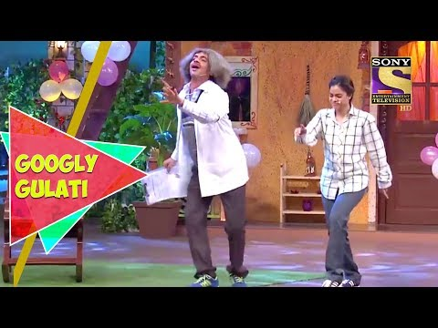 Dr. Gulati Grooves With Sarla | Googly Gulati | The Kapil Sharma Show thumbnail