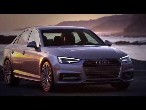 2017 Audi A4 Exterior Design | AutoMotoTV