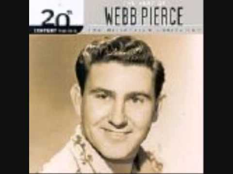 Webb Pierce - I Think Of You
