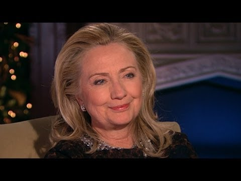 Hillary Clinton on Barbara Walters' 10 Most Fascinating People of 2012