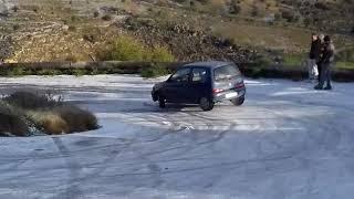 Neve, disagi e incidenti a Butera