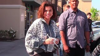 EXCLUSIVE - Selena Gomez Scared By Attention After Breakup With Justin Bieber
