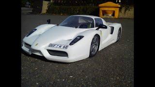 Tamiya Ferrari Enzo Drift - TT01 Chassis - Acto Po