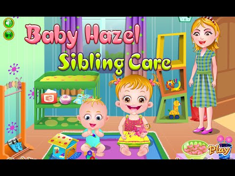 Baby Hazel Sibling Care Video Game