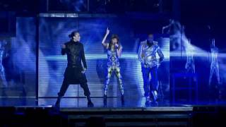 Клип Black Eyed Peas - Missing You (live)