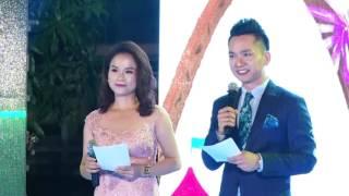 02.  MC Hạnh Phúc và MC Thùy Linh