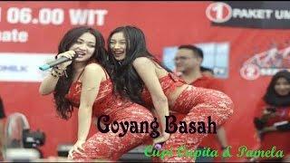 "Goyang Hot !!! Cupi Cupita feat Pamela Eks ""Duo Serigala"" di Ternate Maluku Utara 1 Mei 2017"