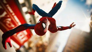"""Spider-Man Homecoming"" Marvel's Spider-Man edit"