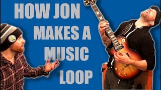 How Jon Makes A Music Loop & Quitting My Job