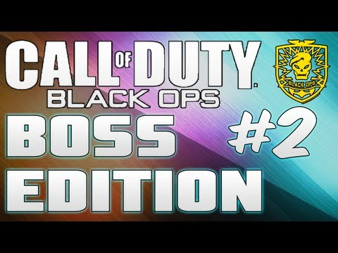 Nero & MrBossFTW: Black Ops Live Session - Part 2