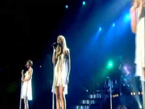 Atomic Kitten - Love doesn't have to hurt (Kitten's performances)