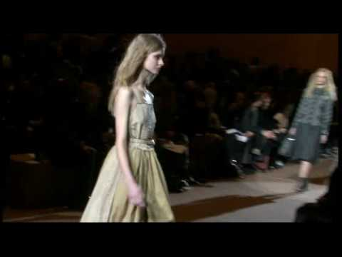 Marc Jacobs Fall 2010 Uncut - New York Fashion Week