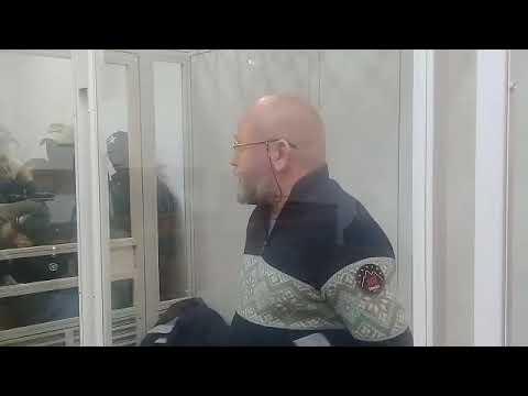 Рубан на суде объясняет, как оказался в машине с оружием | Страна.ua